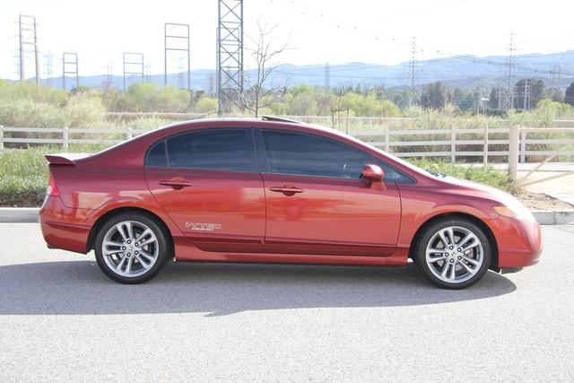 2007 Honda Civic Si Santa Clarita, CA 12