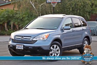2007 Honda CR-V EX-L AUTOMATIC LEATHER ALLOY WHLS 1-OWNER SERVICE RECORDS NEW TIRES Woodland Hills, CA