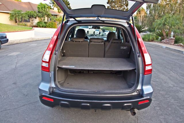 2007 Honda CR-V EX-L AUTOMATIC LEATHER ALLOY WHLS 1-OWNER SERVICE RECORDS NEW TIRES Woodland Hills, CA 9