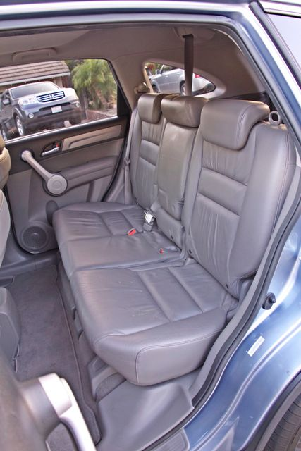 2007 Honda CR-V EX-L AUTOMATIC LEATHER ALLOY WHLS 1-OWNER SERVICE RECORDS NEW TIRES Woodland Hills, CA 27