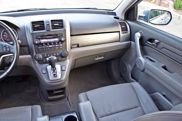 2007 Honda CR-V EX-L AUTOMATIC LEATHER ALLOY WHLS 1-OWNER SERVICE RECORDS NEW TIRES Woodland Hills, CA 23