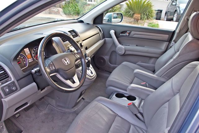 2007 Honda CR-V EX-L AUTOMATIC LEATHER ALLOY WHLS 1-OWNER SERVICE RECORDS NEW TIRES Woodland Hills, CA 14