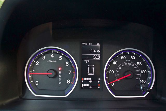 2007 Honda CR-V EX-L AUTOMATIC LEATHER ALLOY WHLS 1-OWNER SERVICE RECORDS NEW TIRES Woodland Hills, CA 16