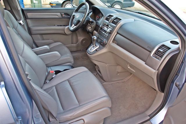 2007 Honda CR-V EX-L AUTOMATIC LEATHER ALLOY WHLS 1-OWNER SERVICE RECORDS NEW TIRES Woodland Hills, CA 25