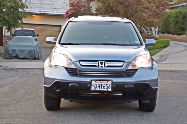 2007 Honda CR-V EX-L AUTOMATIC LEATHER ALLOY WHLS 1-OWNER SERVICE RECORDS NEW TIRES Woodland Hills, CA 7