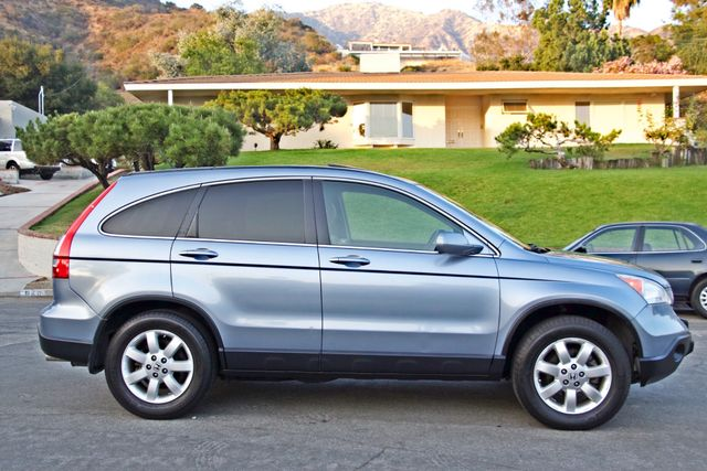 2007 Honda CR-V EX-L AUTOMATIC LEATHER ALLOY WHLS 1-OWNER SERVICE RECORDS NEW TIRES Woodland Hills, CA 5