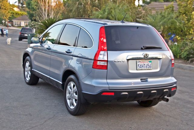 2007 Honda CR-V EX-L AUTOMATIC LEATHER ALLOY WHLS 1-OWNER SERVICE RECORDS NEW TIRES Woodland Hills, CA 3