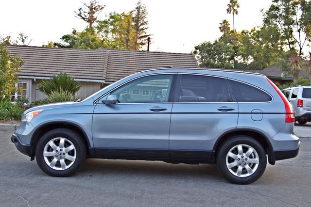 2007 Honda CR-V EX-L AUTOMATIC LEATHER ALLOY WHLS 1-OWNER SERVICE RECORDS NEW TIRES Woodland Hills, CA 2