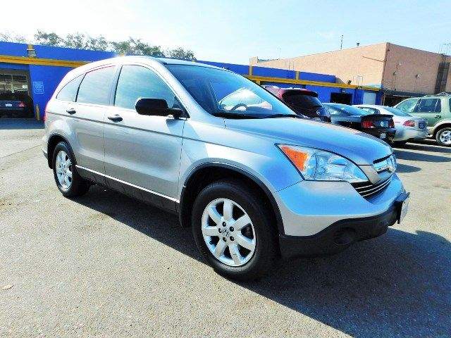 2007 Honda CR-V EX Limited warranty included to assure your worry-free purchase AutoCheck report