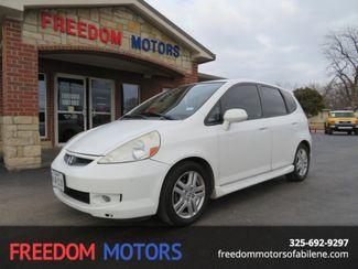 2007 Honda Fit Sport | Abilene, Texas | Freedom Motors  in Abilene,Tx Texas
