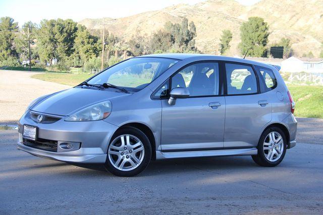 2007 Honda Fit Sport Santa Clarita, CA 1