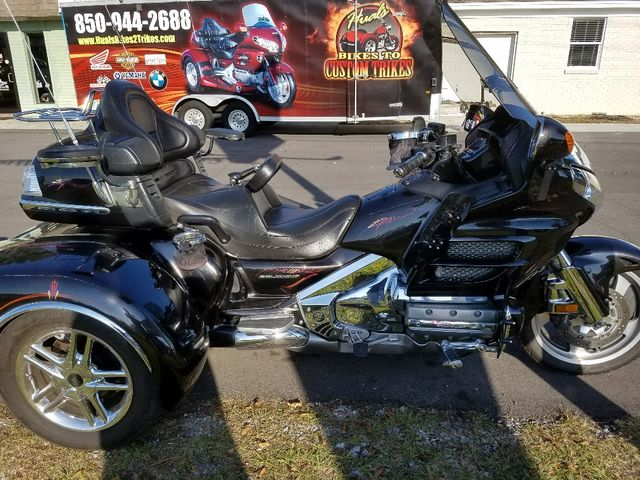 2007 Honda Goldwing GL1800 Cali Sidecar Trike Pensacola, Florida 4