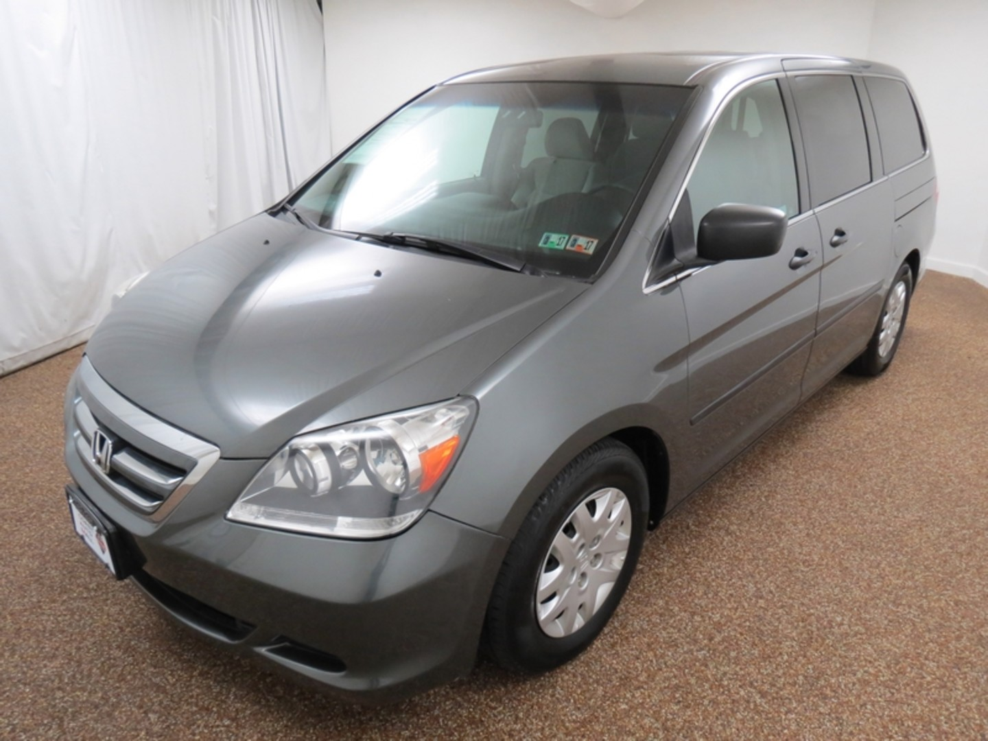 2007 honda odyssey lx city ohio north coast auto mall of. Black Bedroom Furniture Sets. Home Design Ideas