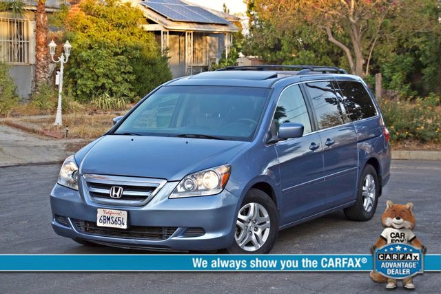 2007 Honda ODYSSEY EX-L ONLY 89K MLS LEATHER SUNROOF 1-OWNER XLNT CONDITION Woodland Hills, CA 0