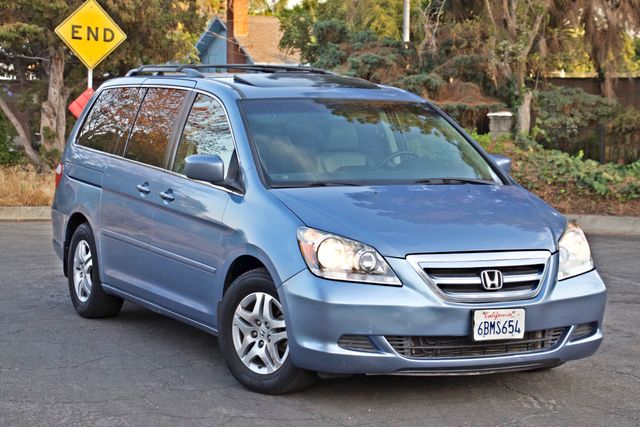 2007 Honda ODYSSEY EX-L ONLY 89K MLS LEATHER SUNROOF 1-OWNER XLNT CONDITION Woodland Hills, CA 9