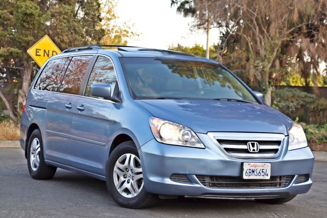 2007 Honda ODYSSEY EX-L ONLY 89K MLS LEATHER SUNROOF 1-OWNER XLNT CONDITION Woodland Hills, CA 10