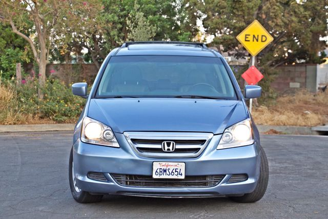 2007 Honda ODYSSEY EX-L ONLY 89K MLS LEATHER SUNROOF 1-OWNER XLNT CONDITION Woodland Hills, CA 11