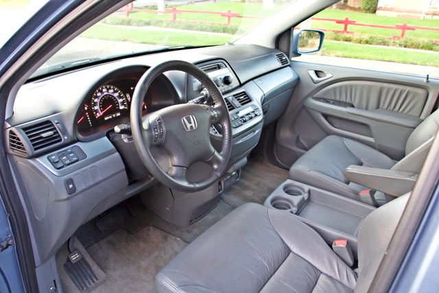 2007 Honda ODYSSEY EX-L ONLY 89K MLS LEATHER SUNROOF 1-OWNER XLNT CONDITION Woodland Hills, CA 16