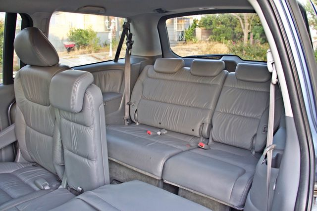 2007 Honda ODYSSEY EX-L ONLY 89K MLS LEATHER SUNROOF 1-OWNER XLNT CONDITION Woodland Hills, CA 30