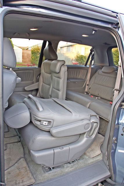 2007 Honda ODYSSEY EX-L ONLY 89K MLS LEATHER SUNROOF 1-OWNER XLNT CONDITION Woodland Hills, CA 31