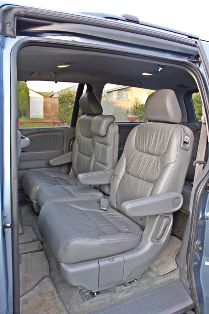 2007 Honda ODYSSEY EX-L ONLY 89K MLS LEATHER SUNROOF 1-OWNER XLNT CONDITION Woodland Hills, CA 32