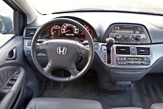 2007 Honda ODYSSEY EX-L ONLY 89K MLS LEATHER SUNROOF 1-OWNER XLNT CONDITION Woodland Hills, CA 20