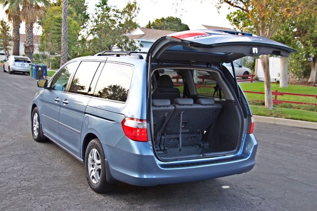 2007 Honda ODYSSEY EX-L ONLY 89K MLS LEATHER SUNROOF 1-OWNER XLNT CONDITION Woodland Hills, CA 34