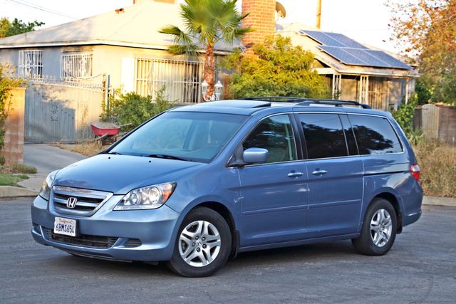 2007 Honda ODYSSEY EX-L ONLY 89K MLS LEATHER SUNROOF 1-OWNER XLNT CONDITION Woodland Hills, CA 2