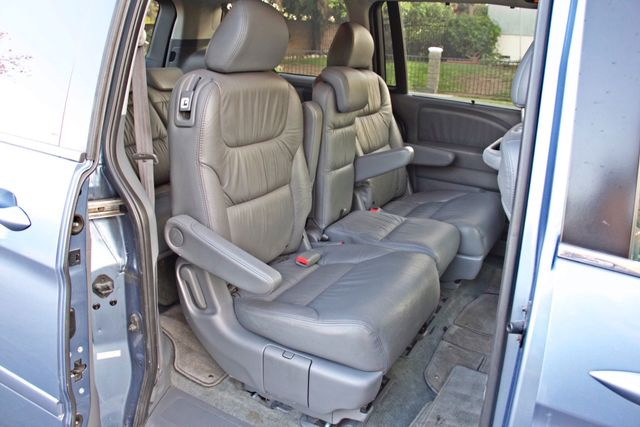 2007 Honda ODYSSEY EX-L ONLY 89K MLS LEATHER SUNROOF 1-OWNER XLNT CONDITION Woodland Hills, CA 27