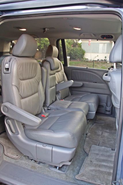 2007 Honda ODYSSEY EX-L ONLY 89K MLS LEATHER SUNROOF 1-OWNER XLNT CONDITION Woodland Hills, CA 28