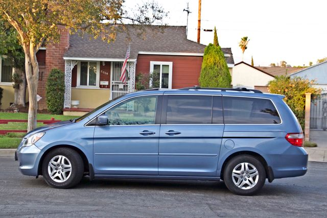 2007 Honda ODYSSEY EX-L ONLY 89K MLS LEATHER SUNROOF 1-OWNER XLNT CONDITION Woodland Hills, CA 3