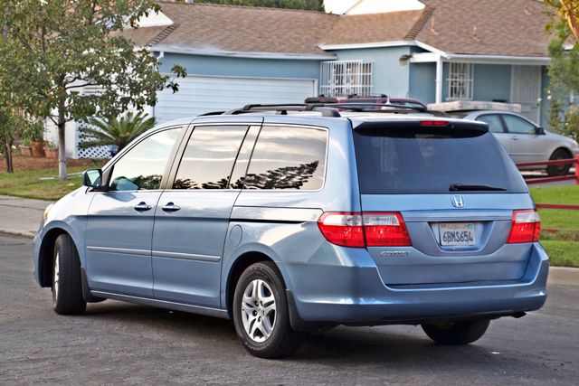 2007 Honda ODYSSEY EX-L ONLY 89K MLS LEATHER SUNROOF 1-OWNER XLNT CONDITION Woodland Hills, CA 4