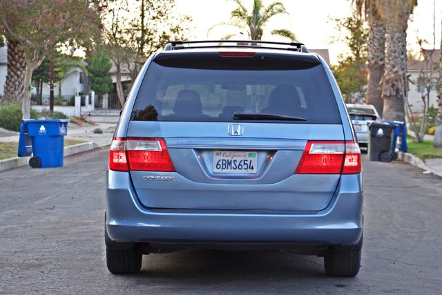 2007 Honda ODYSSEY EX-L ONLY 89K MLS LEATHER SUNROOF 1-OWNER XLNT CONDITION Woodland Hills, CA 5