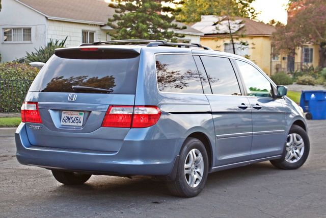 2007 Honda ODYSSEY EX-L ONLY 89K MLS LEATHER SUNROOF 1-OWNER XLNT CONDITION Woodland Hills, CA 6