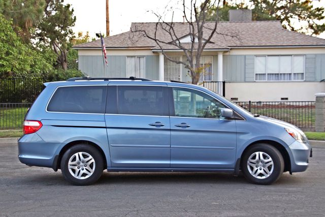2007 Honda ODYSSEY EX-L ONLY 89K MLS LEATHER SUNROOF 1-OWNER XLNT CONDITION Woodland Hills, CA 7
