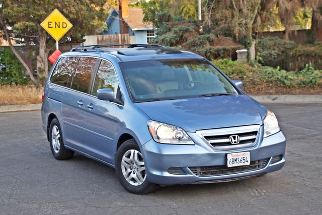 2007 Honda ODYSSEY EX-L ONLY 89K MLS LEATHER SUNROOF 1-OWNER XLNT CONDITION Woodland Hills, CA 8