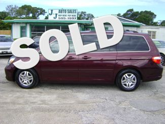 2007 Honda Odyssey in Fort Pierce, FL