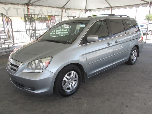 2007 Honda Odyssey EX-L This particular Vehicle comes with 3rd Row Seat Please call or e-mail to