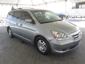 2007 Honda Odyssey EX-L Gardena, California 3