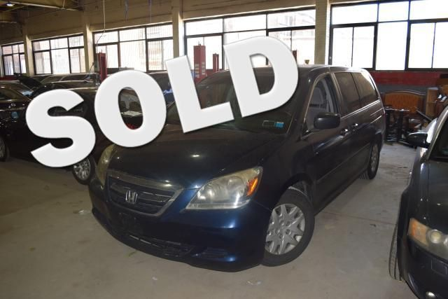 2007 Honda Odyssey LX Richmond Hill, New York 0