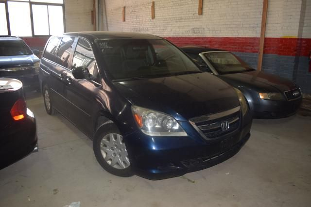 2007 Honda Odyssey LX Richmond Hill, New York 1