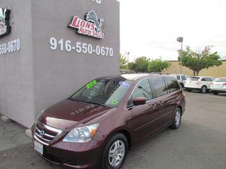 2007 Honda Odyssey EX-L Sacramento, CA