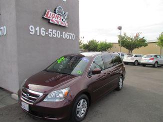 2007 Honda Odyssey EX-L Sacramento, CA 1