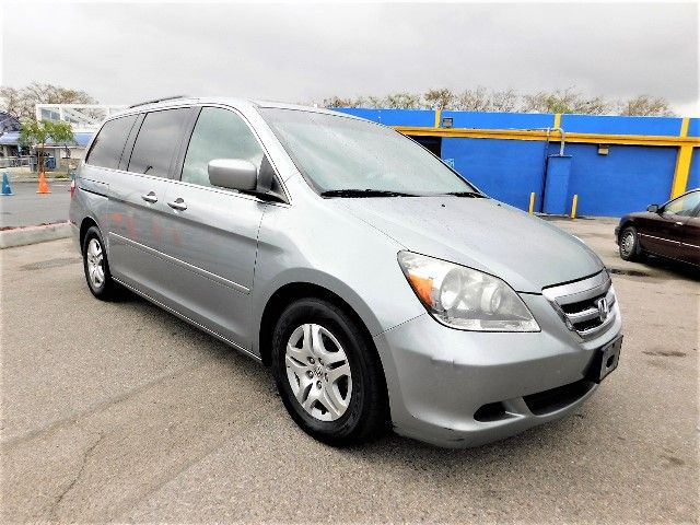2007 Honda Odyssey EX-L Limited warranty included to assure your worry-free purchase AutoCheck re