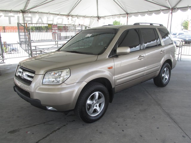 2007 Honda Pilot EX-L This particular Vehicles true mileage is unknown TMU Please call or e-ma