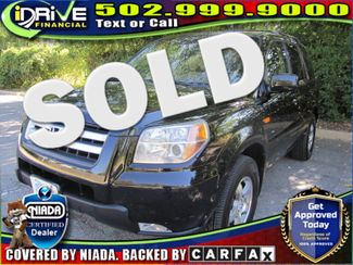 2007 Honda Pilot EX | Louisville, Kentucky | iDrive Financial in Lousiville Kentucky