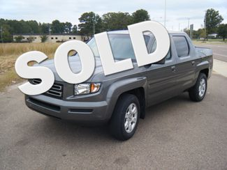 2007 Honda Ridgeline 4x4 RTL w/Leather & Navi Collierville, Tennessee