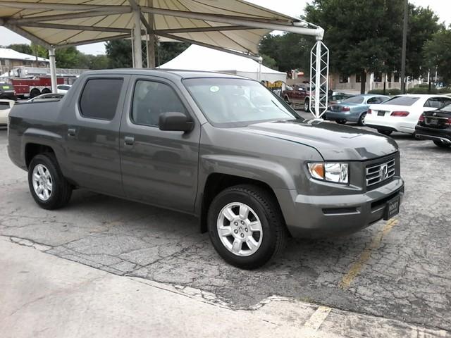 2007 Honda Ridgeline (AWD) RTS San Antonio, Texas 4