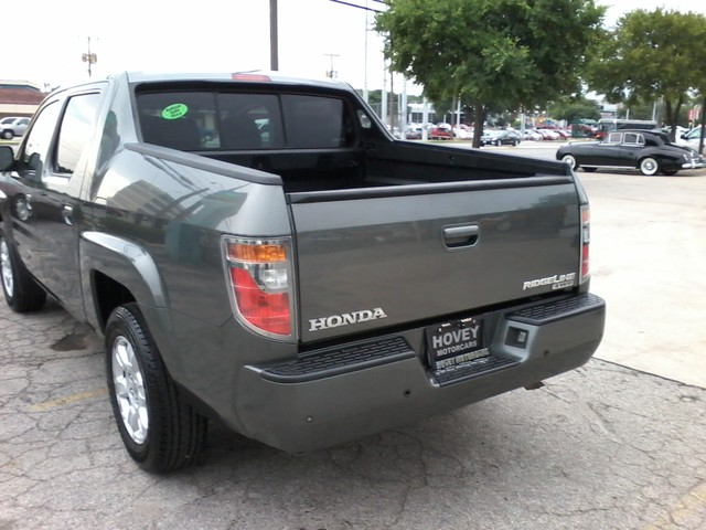 2007 Honda Ridgeline (AWD) RTS San Antonio, Texas 8