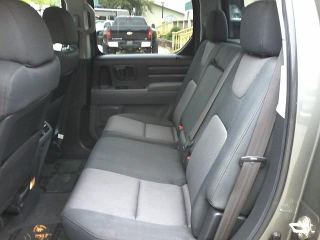 2007 Honda Ridgeline (AWD) RTS San Antonio, Texas 10